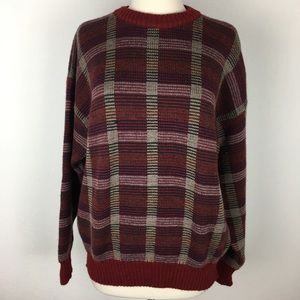 Neiman Marcus Vintage Wool Sweater Medium